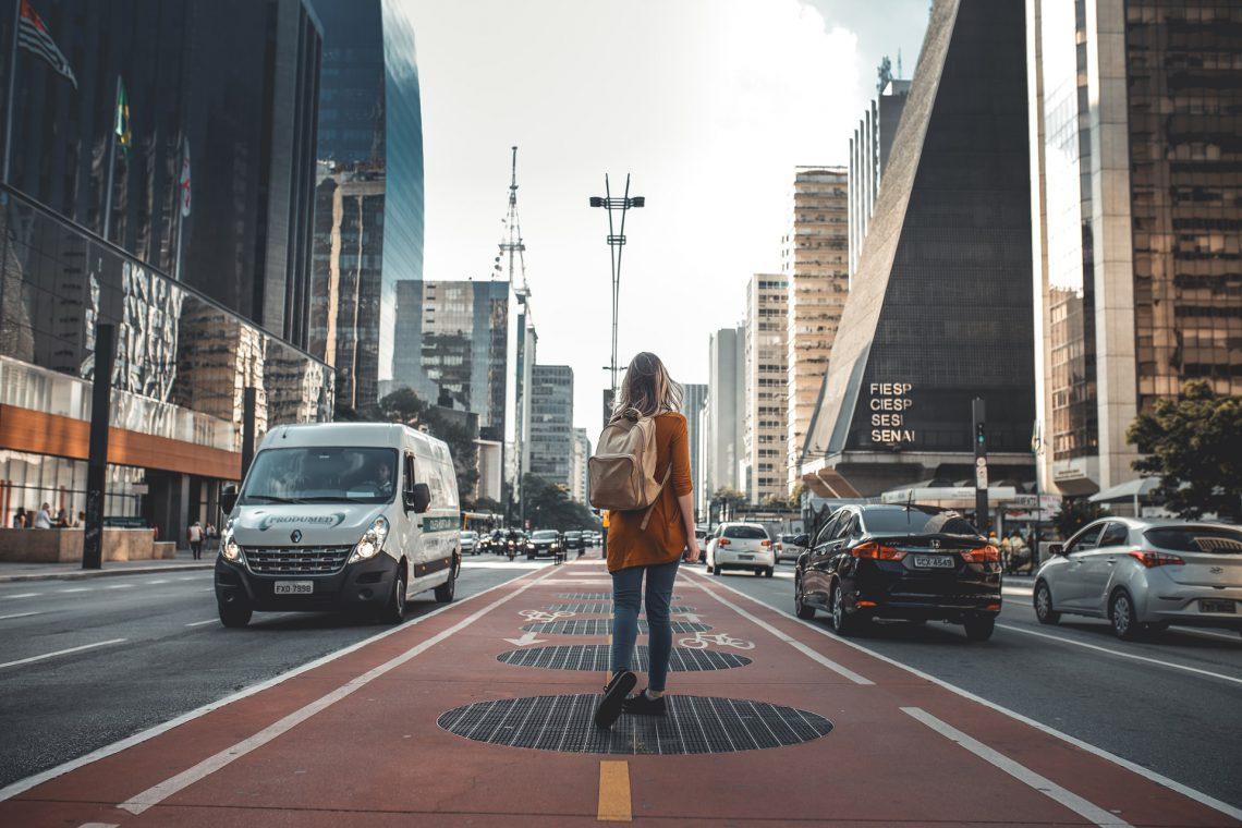 Fotografia em São Paulo Avenida Paulista